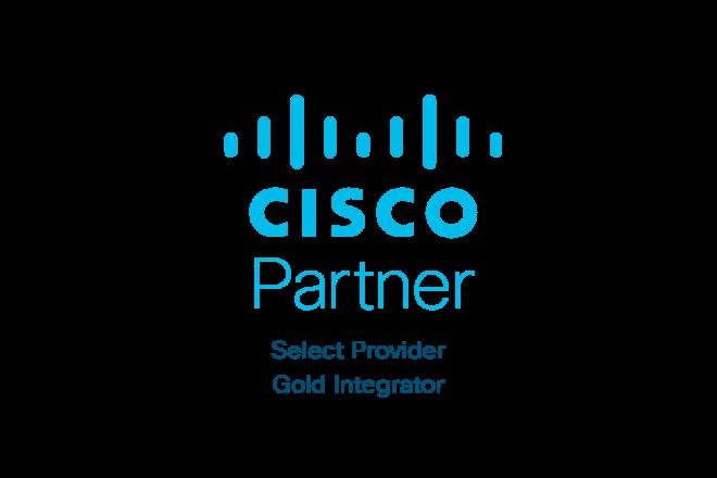 Cisco Partner Gold Ceritified
